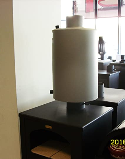 Calentador de agua calentador de agua para estufa para madera, chimenea de chimenea calentador de