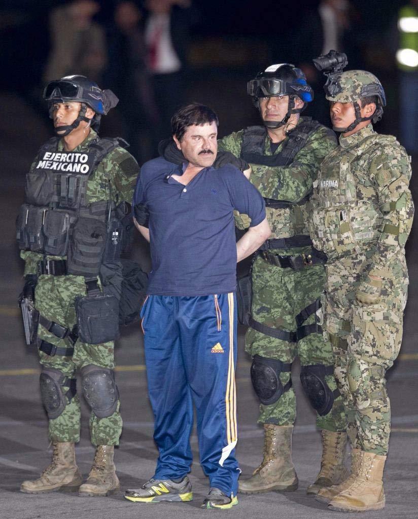 Amazon.com: Home Comforts El Chapo Guzman Sinaloa Cartel ...