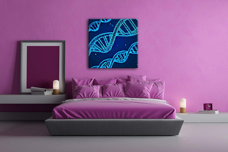 deyoli DNA Helix Efecto: Zeichnung como Lienzo, diseño ...