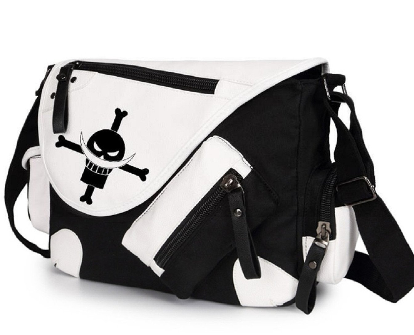YOYOSHome Anime One Piece Cosplay Handbag Cross-body Bag Messenger Bag Tote Bag Shoulder Bag