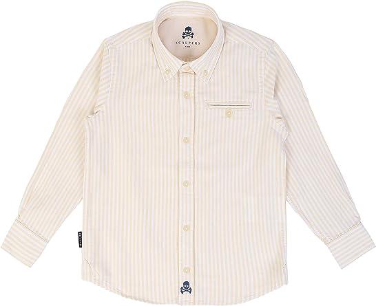 Scalpers BD Pocket Kids Shirt - Camisa para niño: Amazon.es: Ropa y accesorios