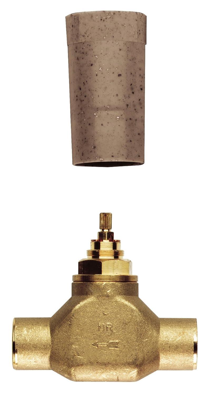 GROHE Corps Encastré pour Robinet d'Arrêt Encastré 15 mm Pièces Détachées 29801000 (Import Allemagne)