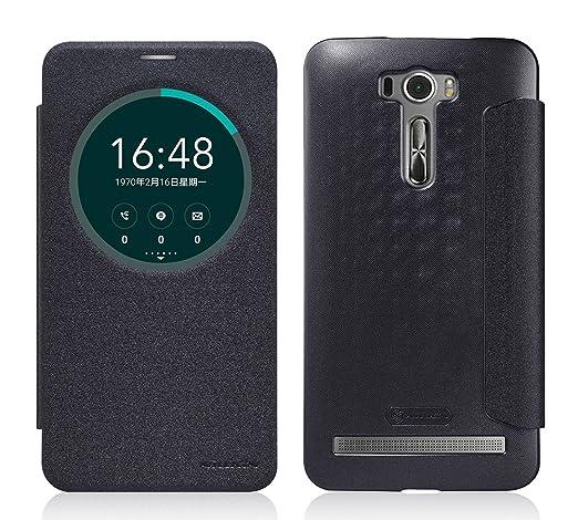 17 opinioni per TopAce Flip Cover Case / Custodia / Guscio di Alta Qualità per Asus Zenfone 2