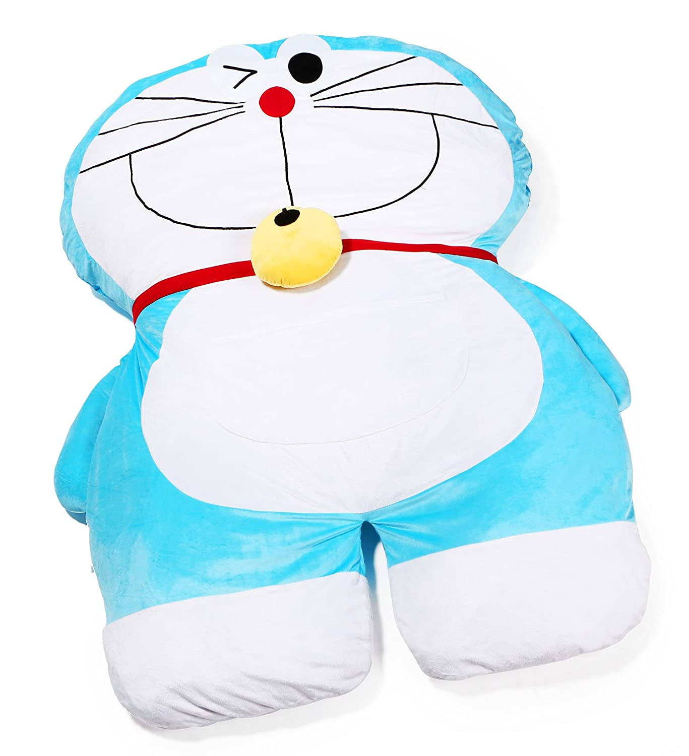 Adorable Doraemon Giant Sleeping Bag Sofa Bed Twin Bed Double Bed