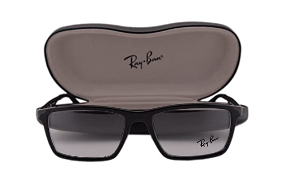 Amazon.com: Ray Ban rx7056 Eyeglasses 55 – 17 – 145 Negro ...