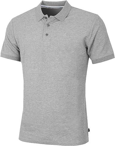 Calvin Klein - Polo - para Hombre Gris Gris XX-Large: Amazon.es ...