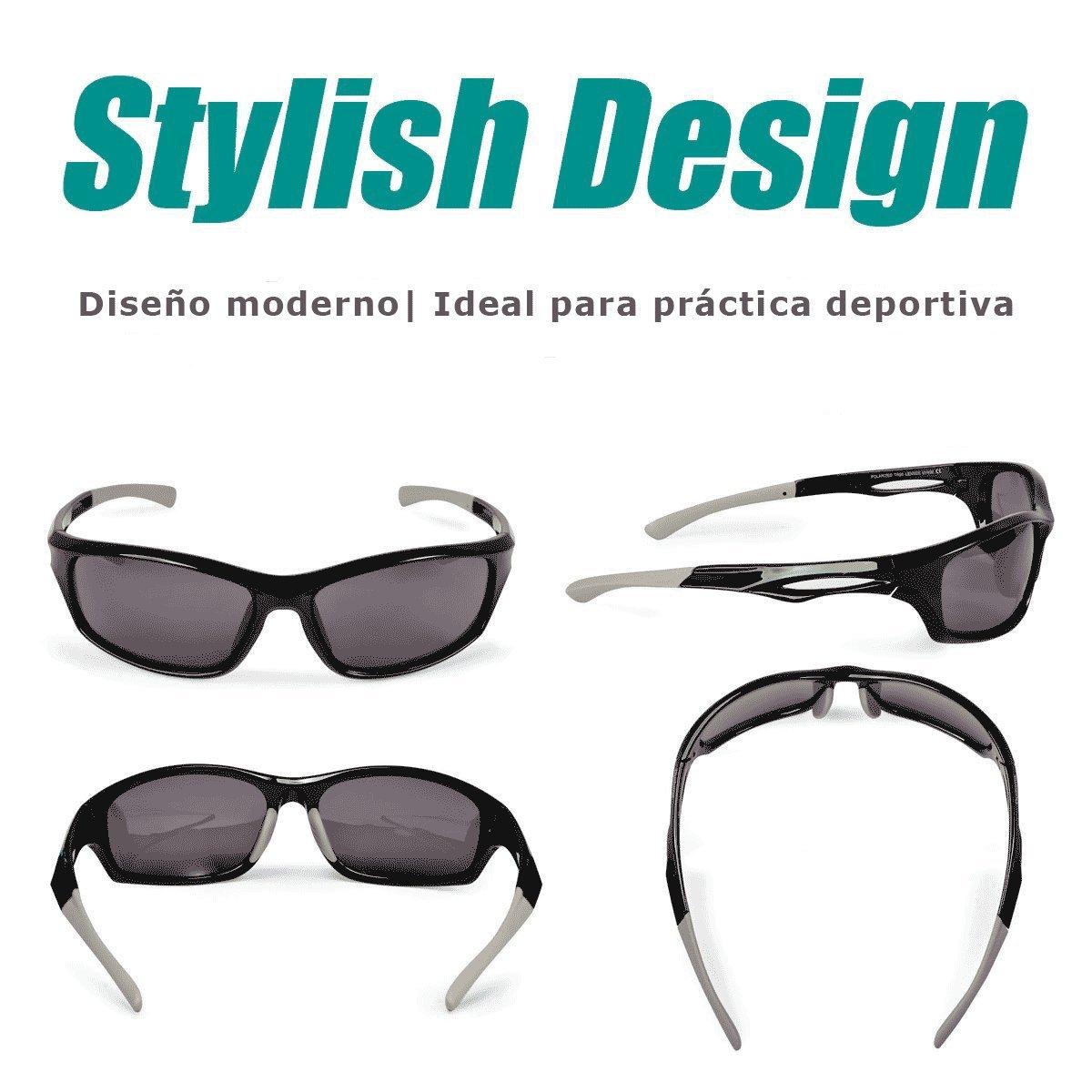 sunglasses restorer Gafas Ciclismo Fotocromaticas Modelo Ordesa, en la Segunda Foto se Puede apreciar el Tono [ 0% - 50% ]: Amazon.es: Deportes y aire libre