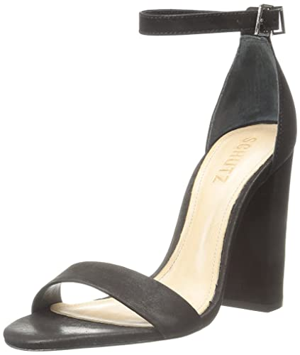 cadd17d82bda Amazon.com  Schutz Women s Enida Dress Sandal  Schutz  Shoes