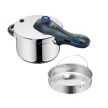 WMF Perfect Plus - Olla rápida, Ø18cm, 2,5 litros (manual en castellano con tabla de cocción y servicios técnicos): Amazon.es: Hogar