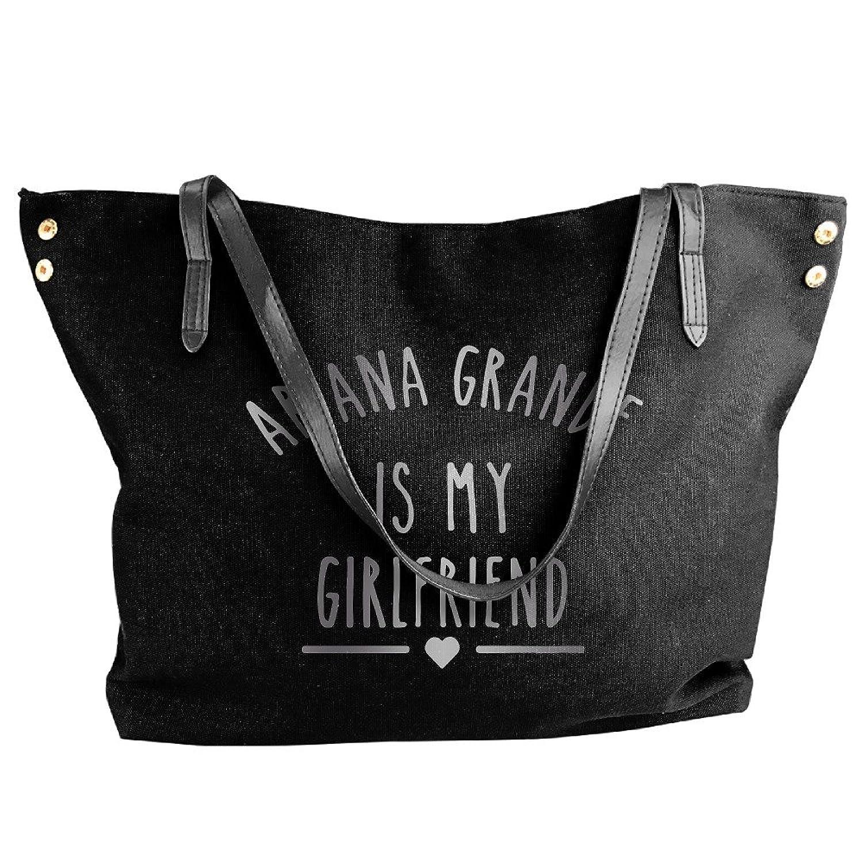 Ariana Grande Is My Girlfriend Women Shoulder Bags