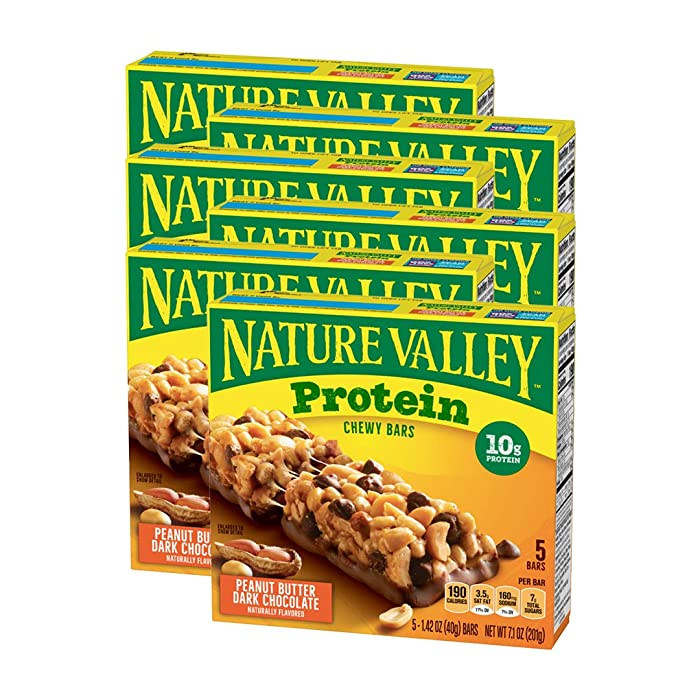 Top 9 Nature Valley Protien