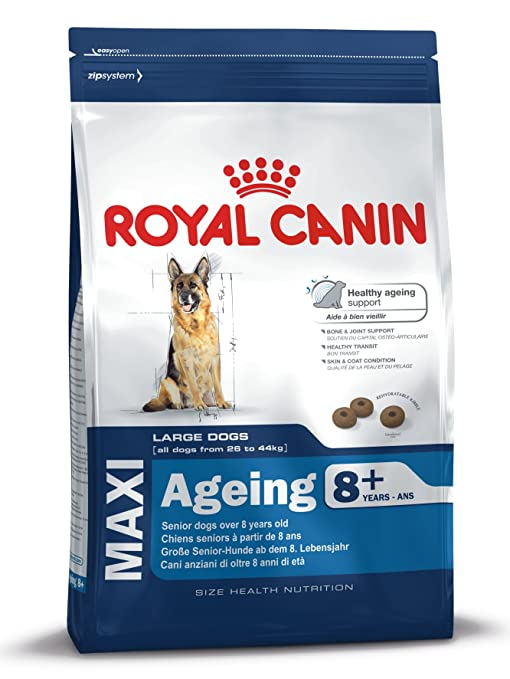 Royal Canin C-08471 S.N. Maxi Ageing 8+ - 15 Kg