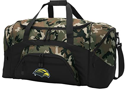 f24721ad12 Image Unavailable. Image not available for. Color  Broad Bay Large Southern  Miss Eagles Duffel Bag CAMO USM Southern Miss Suitcase ...
