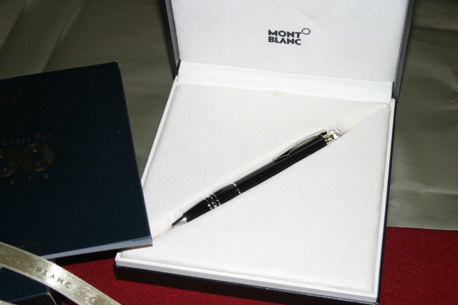 Montblanc 38302 StarWalker Special Edition Diamond Star Ballpoint Pen