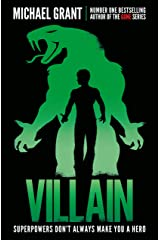 Villain (The Monster Series) Kindle Edition