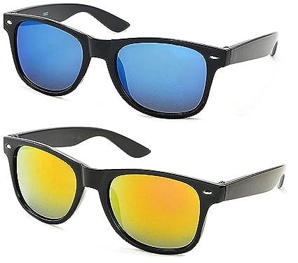 b6fe73cb62 Designer Frames UV Protected Sports Unisex Sunglasses (BEL126