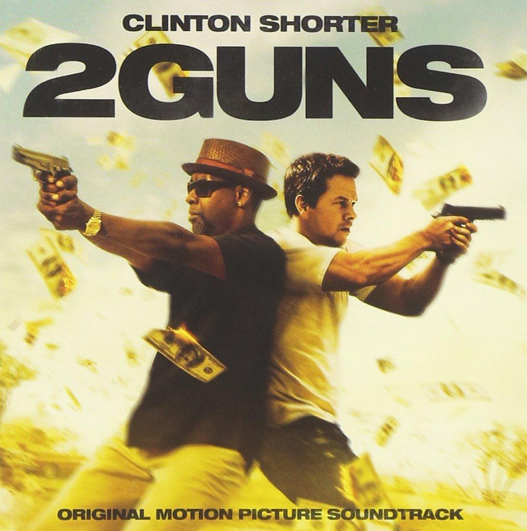 CD : Clinton Shorter - 2 Guns (original Soundtrack) (CD)
