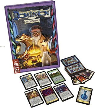 Devir - Dominion Alquimia, Juego de Mesa (934917): Amazon.es: Juguetes y juegos