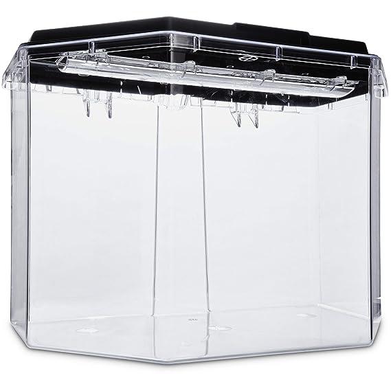 Amazon.com : Imagitarium Semi-Hexagonal Aquarium Kit, 6.7 GAL : Pet Supplies