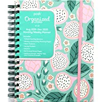 Posh: Organized Living 2019-2020 Monthly/Weekly Planning Calendar: Dragonfruity