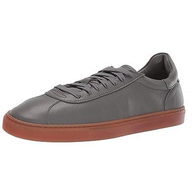 Aquatalia Men's Scott Tumbled Calf Sneaker | Shoes