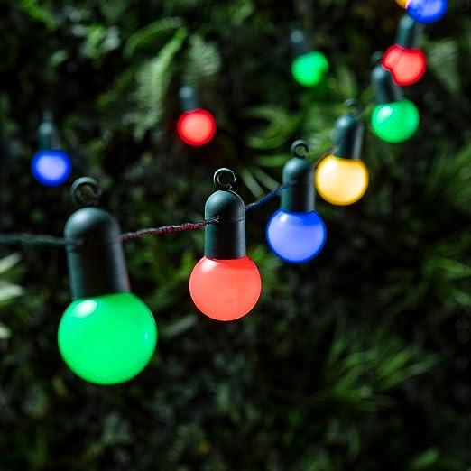 Guirlande Boule Lumineuse Exterieur