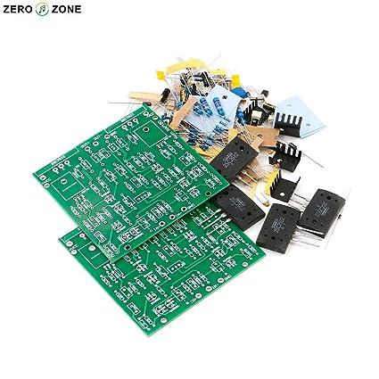 Amazon Com Hifi Diy Clone Naim Nap180 Power Amplifier Kit 75w 75w