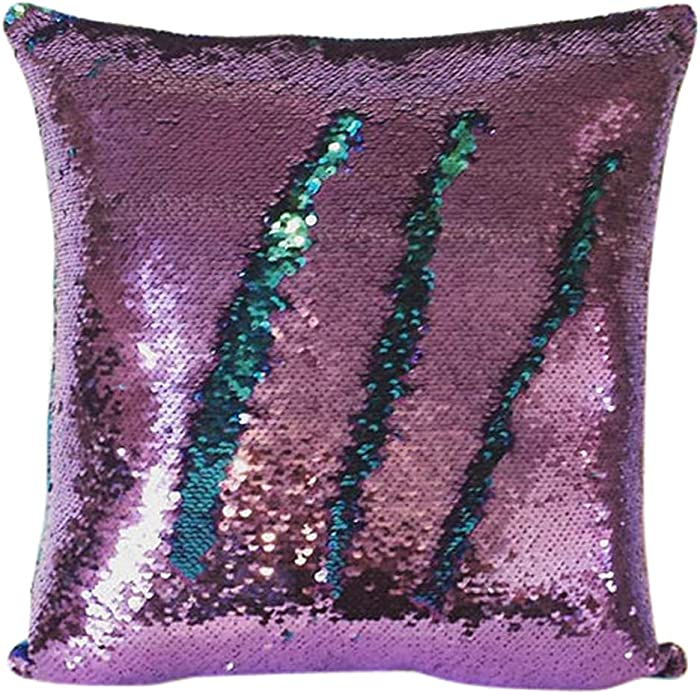 Top 9 Reversible Sequin Wall Decor