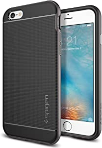 Spigen Neo Hybrid Designed for Apple iPhone 6S Case (2015) - Gunmetal