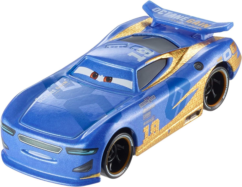 Amazon Com Disney Pixar Cars Die Cast Next Gen Octane Gain 19