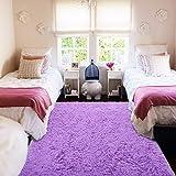 Softlife Soft Fluffy Girls Bedroom Area Rugs 5.3' x