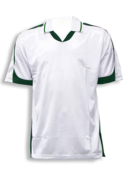 68c2a898f6447 Alpha Vintage Style Soccer Jersey with Collar (in Several Colors)