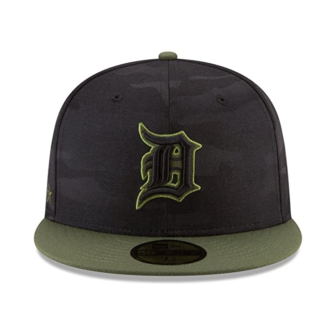 newest collection a8451 6bd1f ... norway amazon new era detroit tigers memorial day fitted cap 59fifty  basecap limited special edition clothing