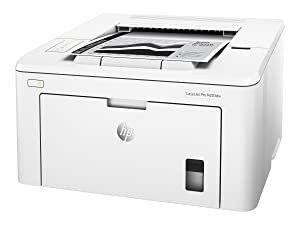 HP LaserJet Pro M203dw Wireless Laser Printer, Amazon Dash Replenishment ready (G3Q47A). Replaces HP M201dw Laser Printer