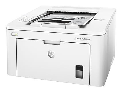 HP LaserJet Pro M203dw Wireless Laser Printer, Amazon Dash Replenishment  ready (G3Q47A)  Replaces HP M201dw Laser Printer