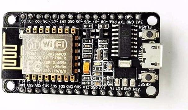 ELEGIANT nodemcu Lua ESP8266 ESP de 12E WiFi Development Board ...