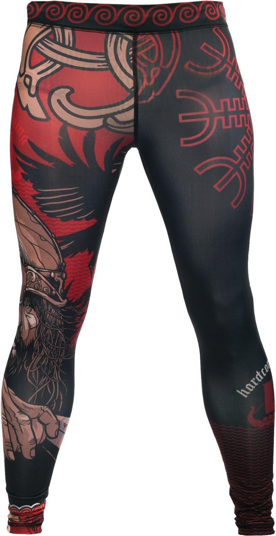 Compression Pants Hardcore Training Viking 3.0 Pantalons de compressions MMA BJJ Fitness
