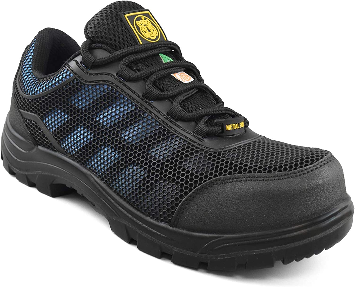 Tiger Men's Safety Shoes CSA Ultralight