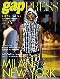 2020 S/S gap PRESS vol.150 MILAN&NEW YORK (gap PRESS Collections)