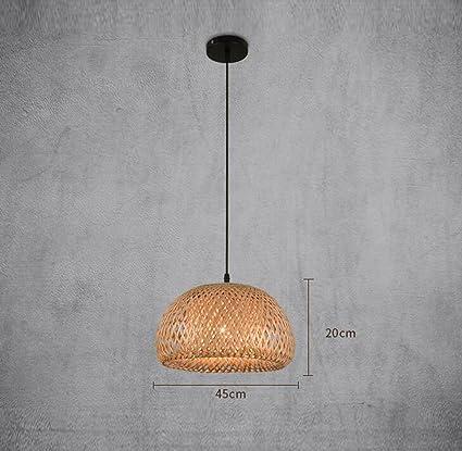 ZENGAI lámpara Techo Simple Moderna mediterránea Restaurante ...