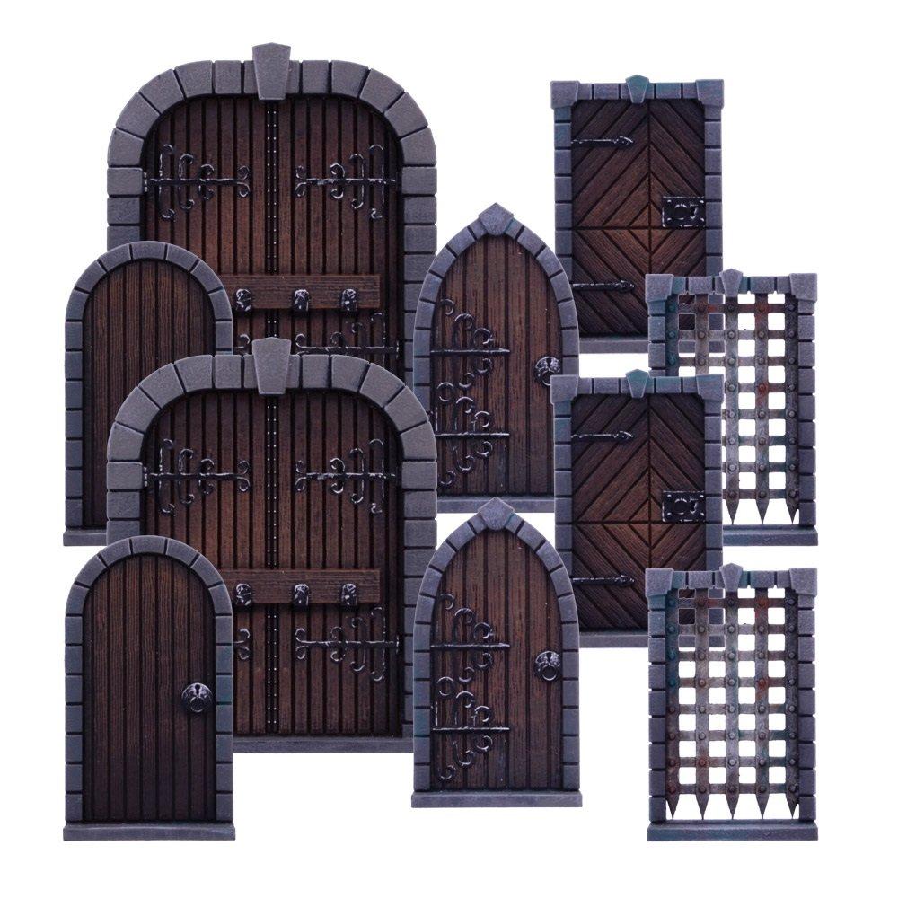 sc 1 st  Amazon.com & Amazon.com: Dungeon Saga: Doors Pack: Toys u0026 Games