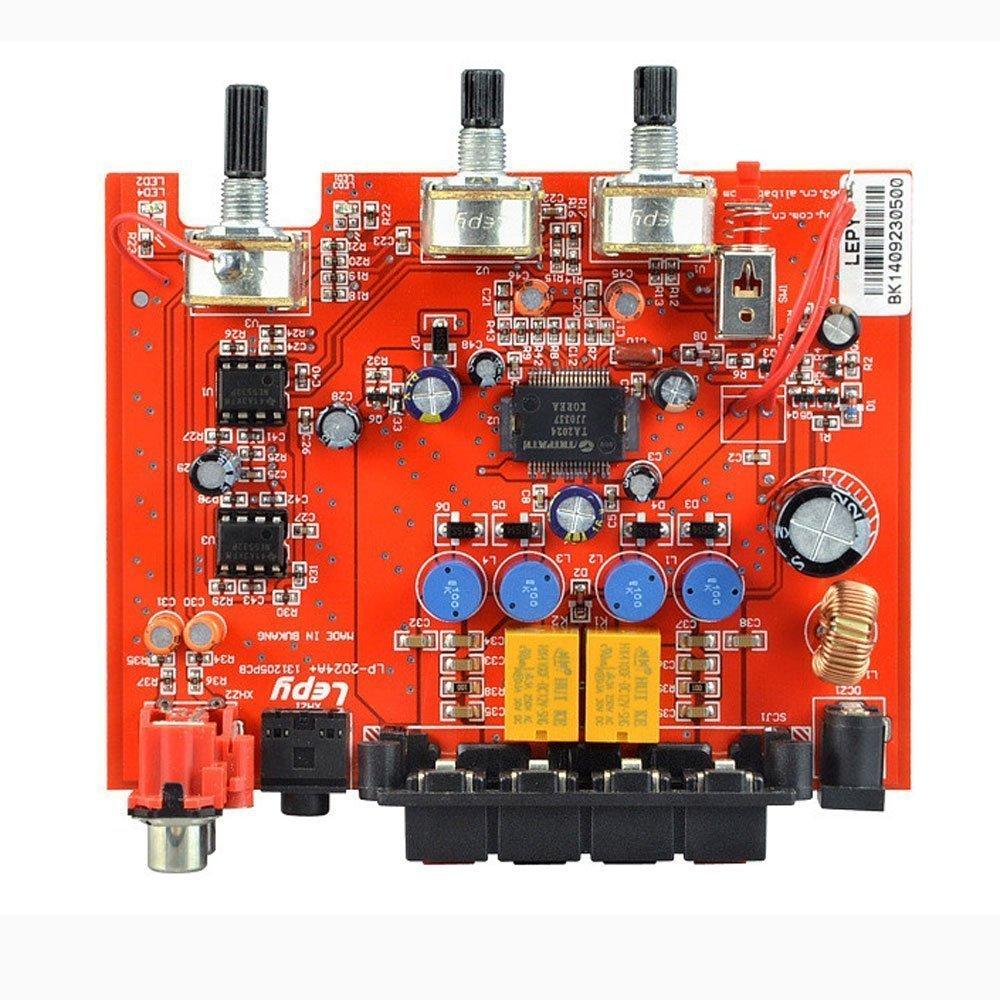 Uniqstore Tripath 2020a Ta 2020 220w Class T Hifi Lepai Ta2020 Mini Amp Stereo Audio Amplifier Elektronik