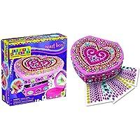 Orb Factory Sticky Mosaics® Heart Box