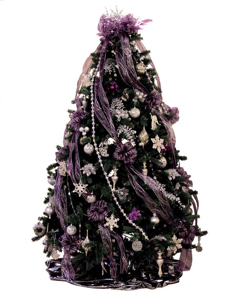 Amazon.com: Christmas Tree Helper--YuleaHoop -- Decorate Your ...