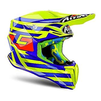 Airoh Twist CairoliQatar - Casco de motocross Motox para moto