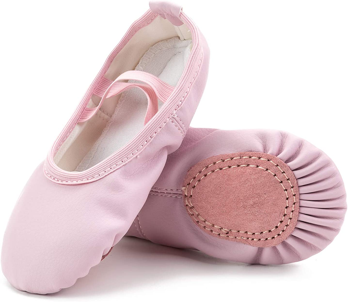 Women/'s ballerinas in authentic leather gift for her soft leather women/'s shoes,Women/'s handmade leather mules