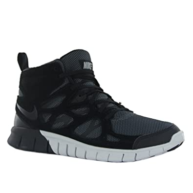 the latest d0483 e2755 Nike Free Run 2 Sneaker Boot Black Mens Trainers Size 46 EU