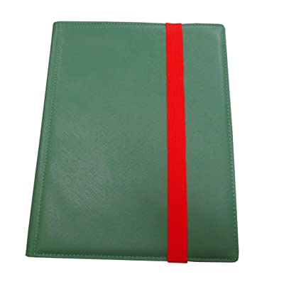 Binder: Dex 9-Pocket Green: Toys & Games