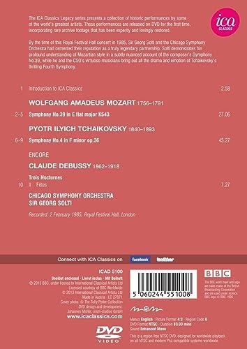 Amazon com: Sir Georg Solti & Cso: Sir Georg Solti, Georg