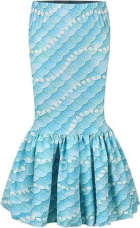 Ocean Plus Niña Camisa con Estampado Digital de Escamas de ...